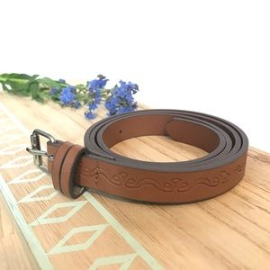 "Brown 39"" Belt"